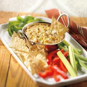 Hot Gulf Crab Dip