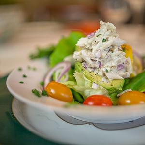 Gulf Blue Crab Salad With Avocado