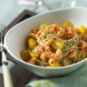 Gulf Crawfish Pasta