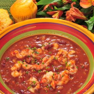 Rock Shrimp Chili