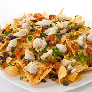 Blue Crab Nachos