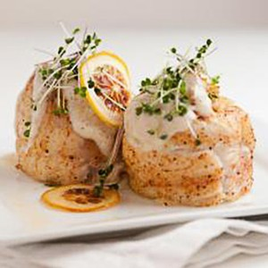 Gulf Coast Crabmeat Stuffed Flounder